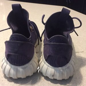 adidas Shoes - Adidas women's purple gym shoes